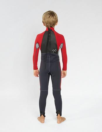 Wittering Surf Kids Summer Full Wetsuit