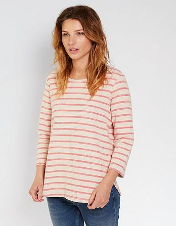 Somerton Stripe Sweatshirt