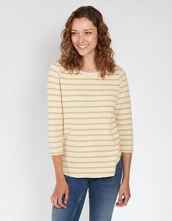Somerton Stripe Sweat