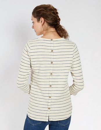 Somerton Stripe Sweatshirt