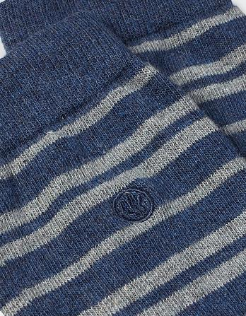 One Pack Laurence Stripe Socks