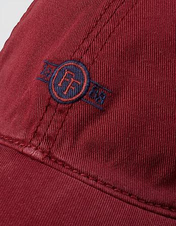 Embroidered Logo Baseball Cap