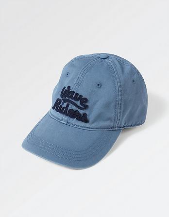 Wave Rider Baseball Cap