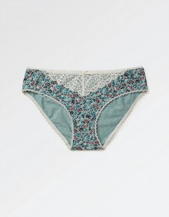 Maisy Floral Mini Briefs