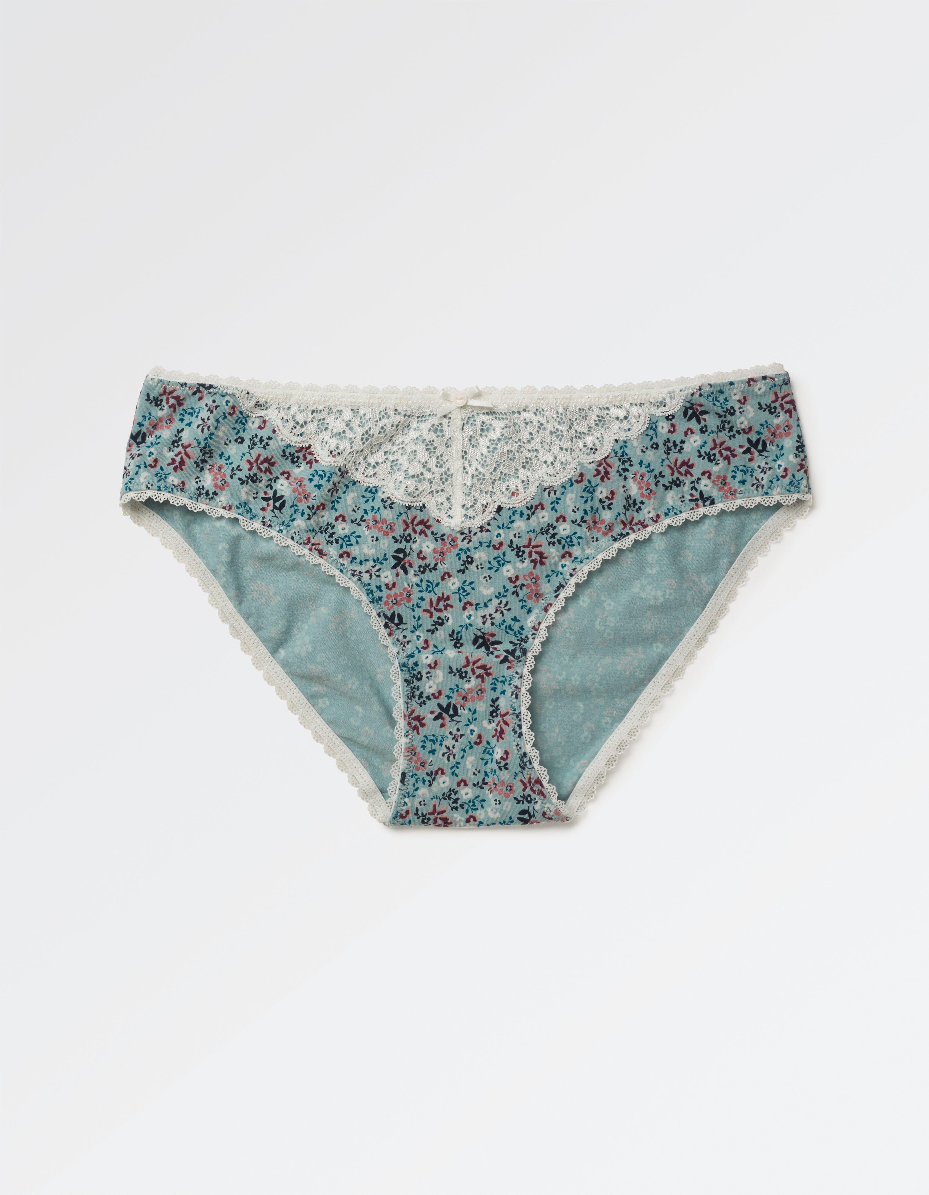 Maisy Floral Mini Briefs