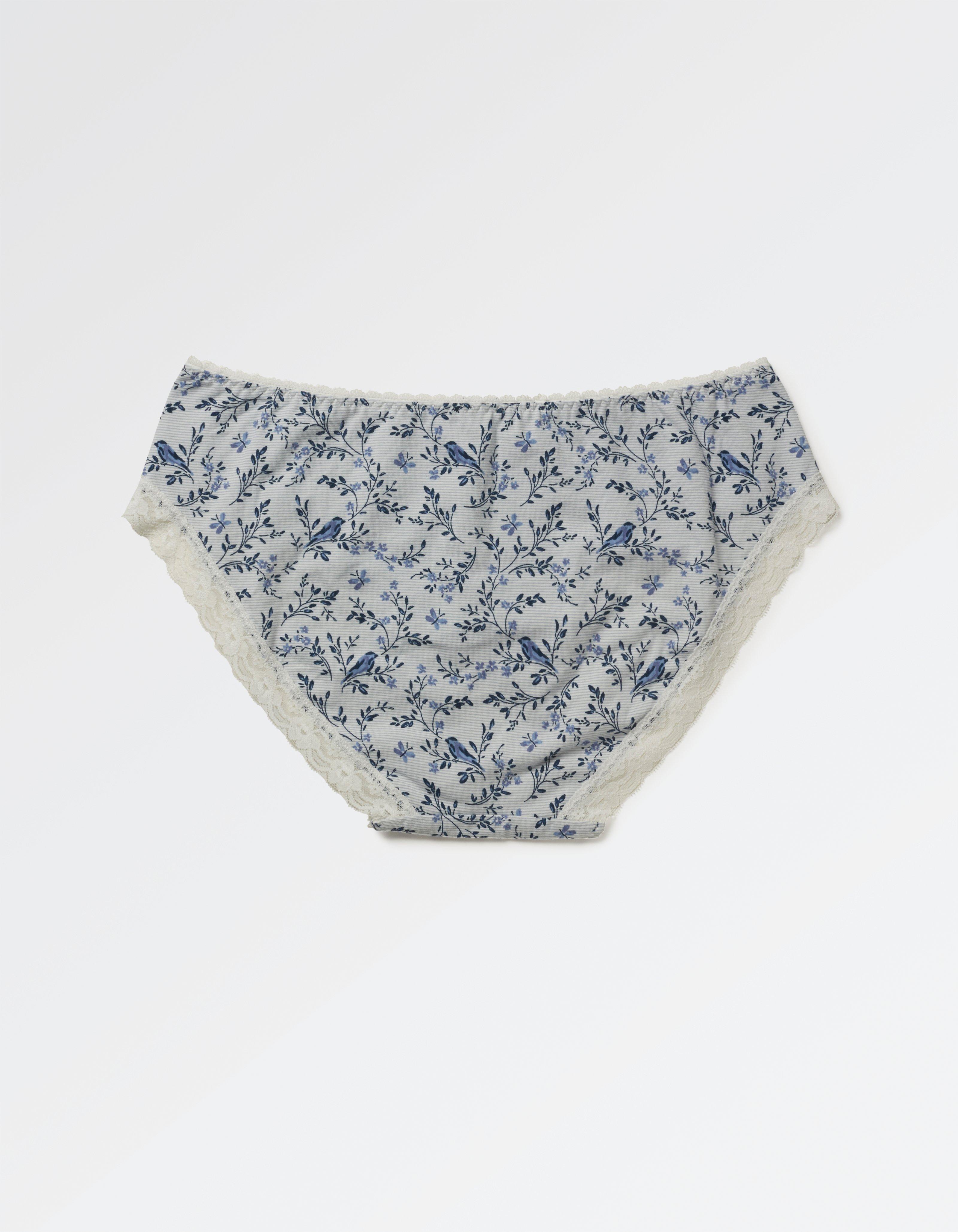 Bird Stripe Girl Shorts
