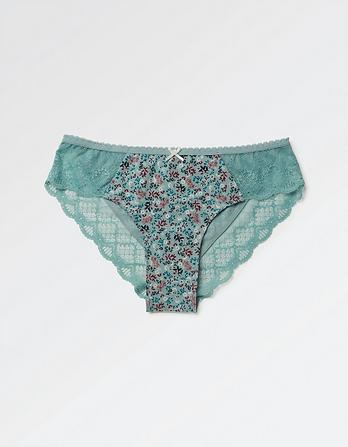 Maisy Floral Cheeky Briefs
