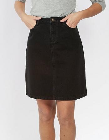 Delilah Denim Skirt