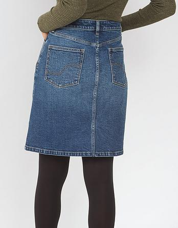 Delilah Denim Skirt