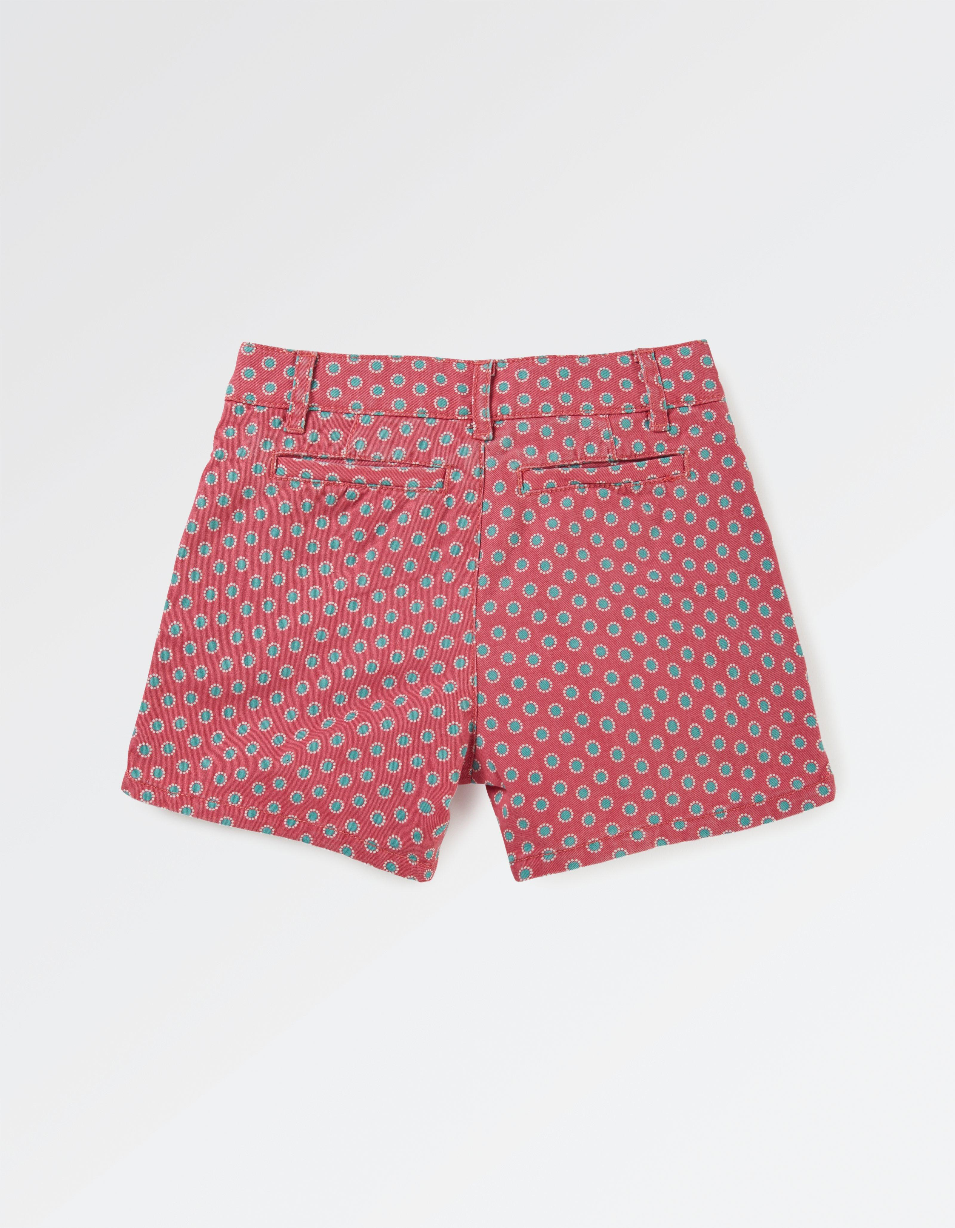 Alice Circle Ditsy Chino Shorts
