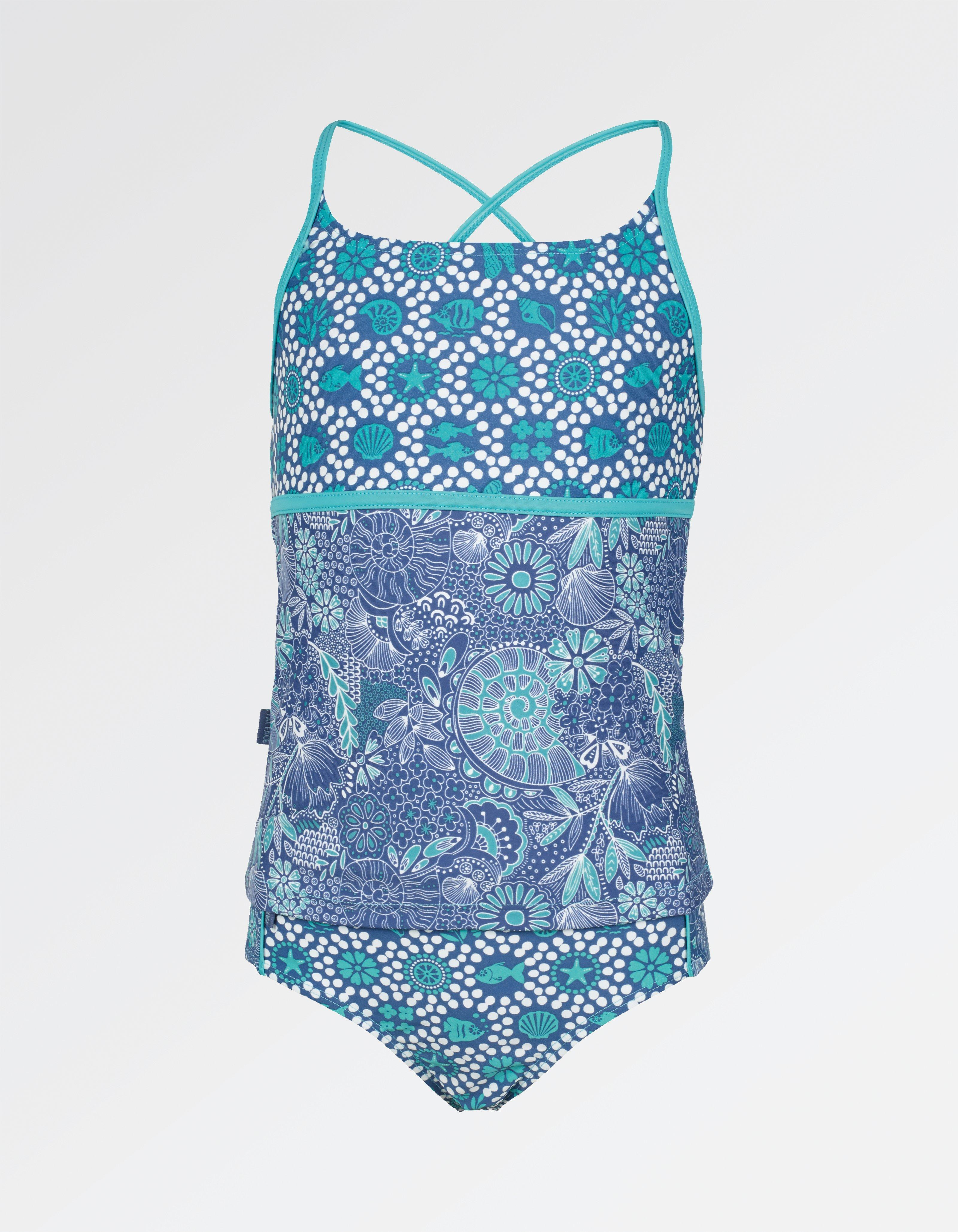 Sea Sketch Tankini Set