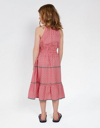 Edith Circle Ditsy Dress
