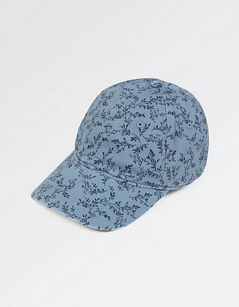 Emma Floral Baseball Cap
