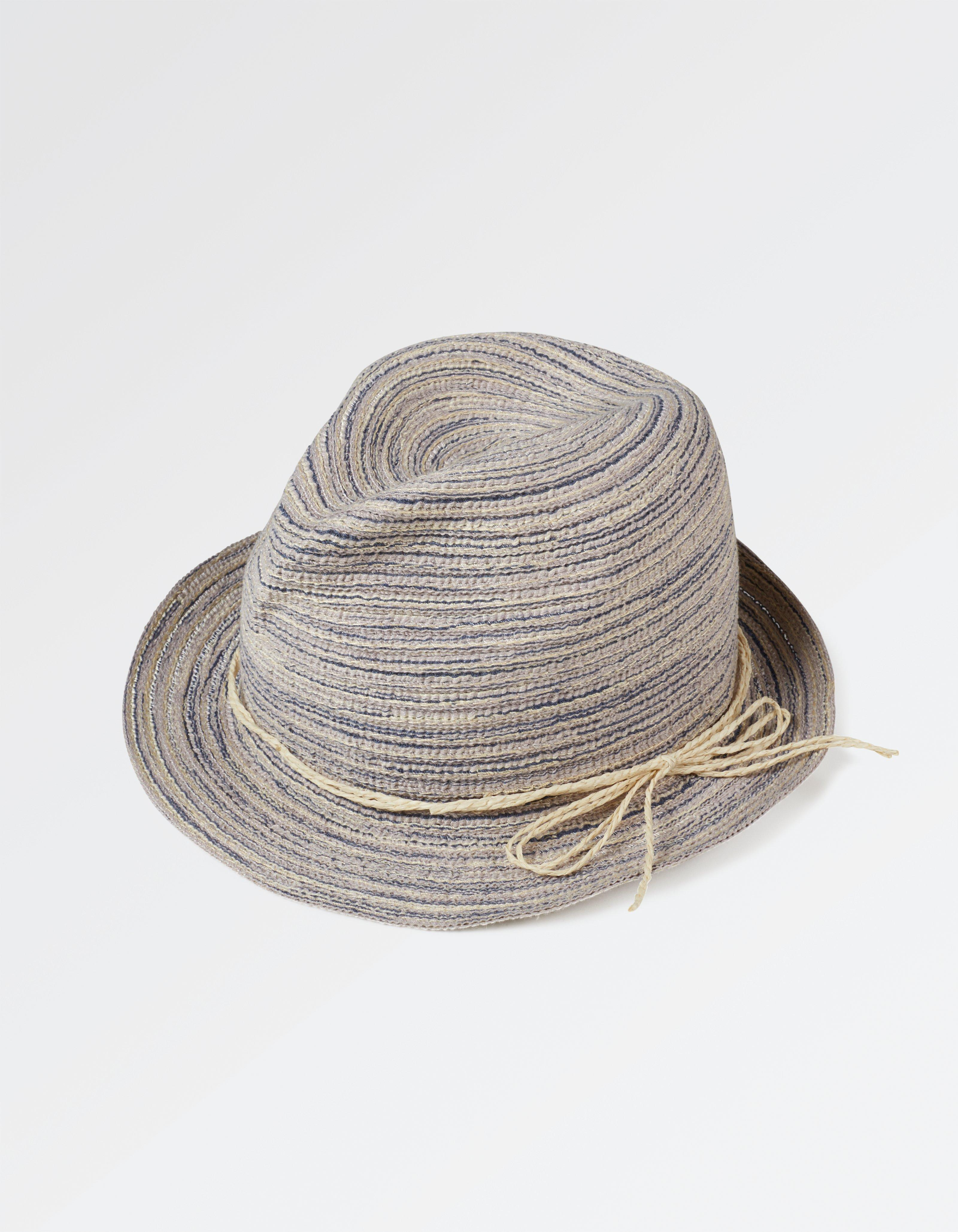Mixed Blues Trilby