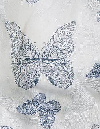 Mandala Butterfly Headband
