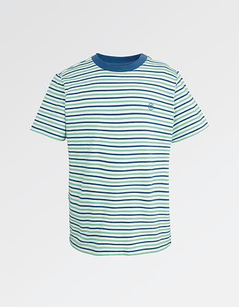 Fine Stripe T-Shirt