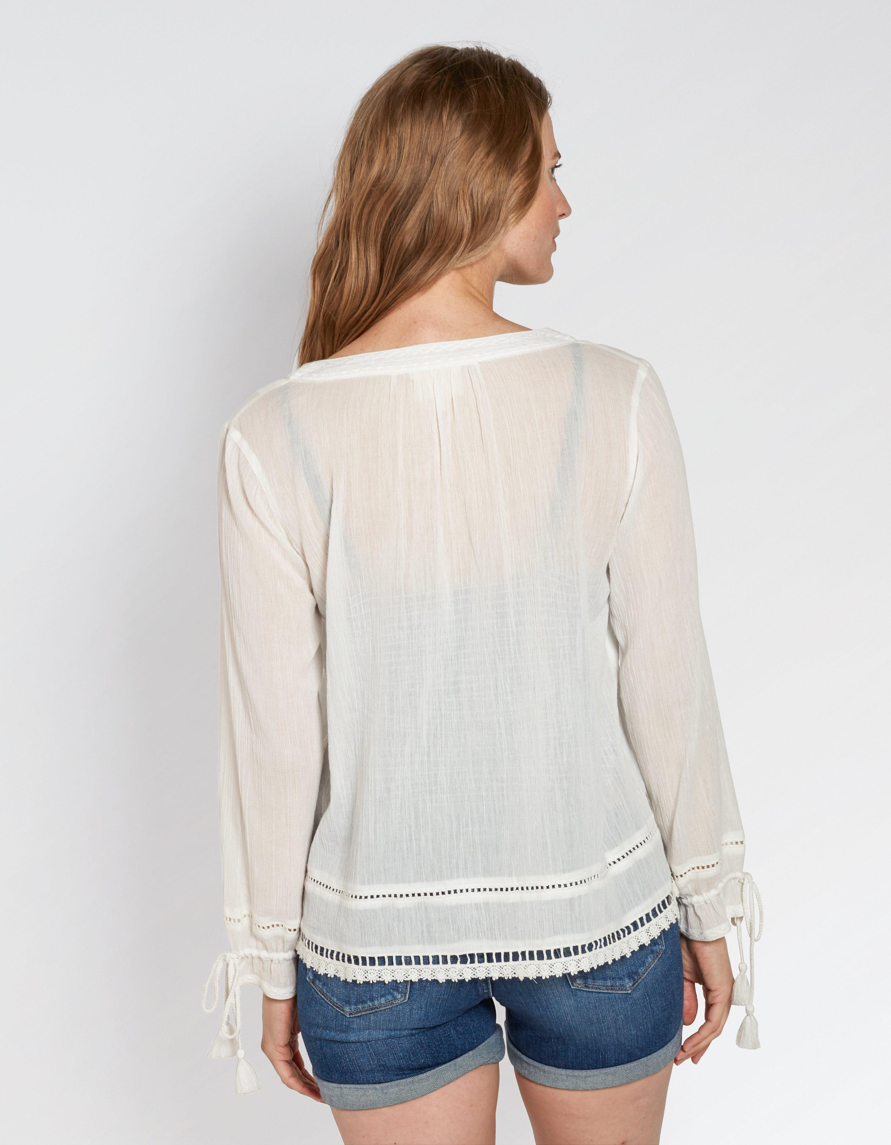 Whitby Blouse