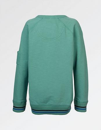 Surf Skate Graphic Sweatshirt