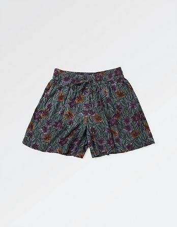 Jungle Floral Flippy Shorts