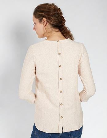 Somerton Textured Crew Neck Sweater