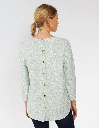 Somerton Textured Crew Neck Jumper