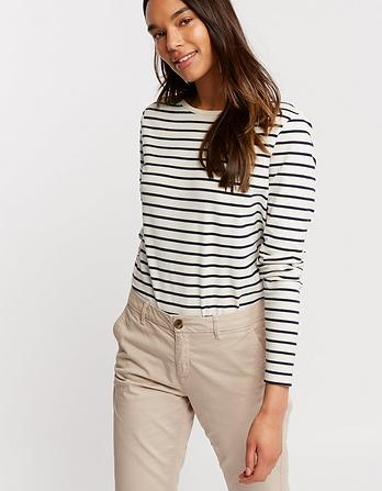 Organic Cotton Breton T-Shirt