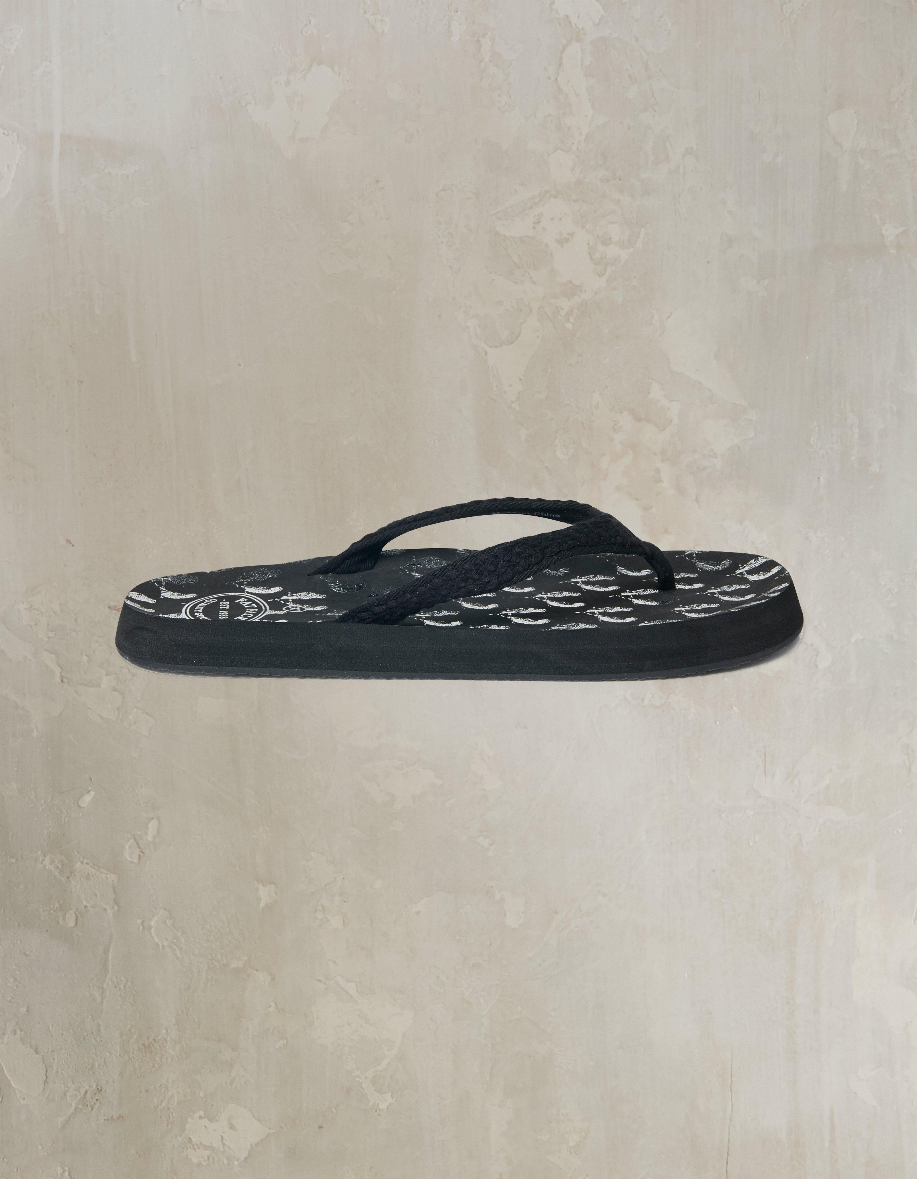Bay Parakeet Flip Flops
