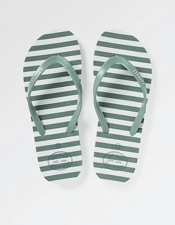 Hope Stripe Flexi Flip Flop