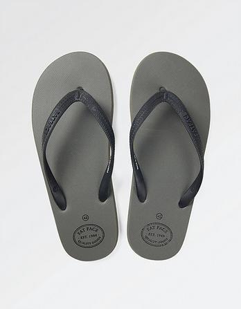 Henley Flip Flops
