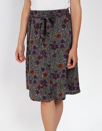 Mina Jungle Floral Skirt