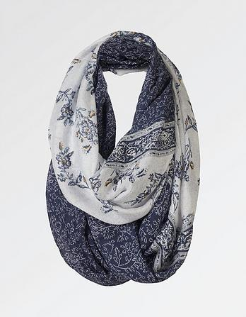 Persian Floral Two Part Snood