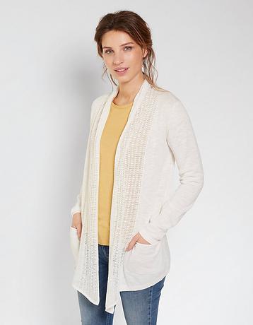 Organic Cotton Libby Cardigan