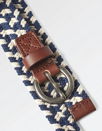 Lisa Braided Belt