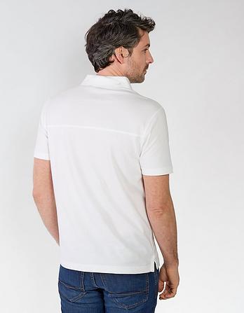Elm Organic Cotton Lightweight Polo