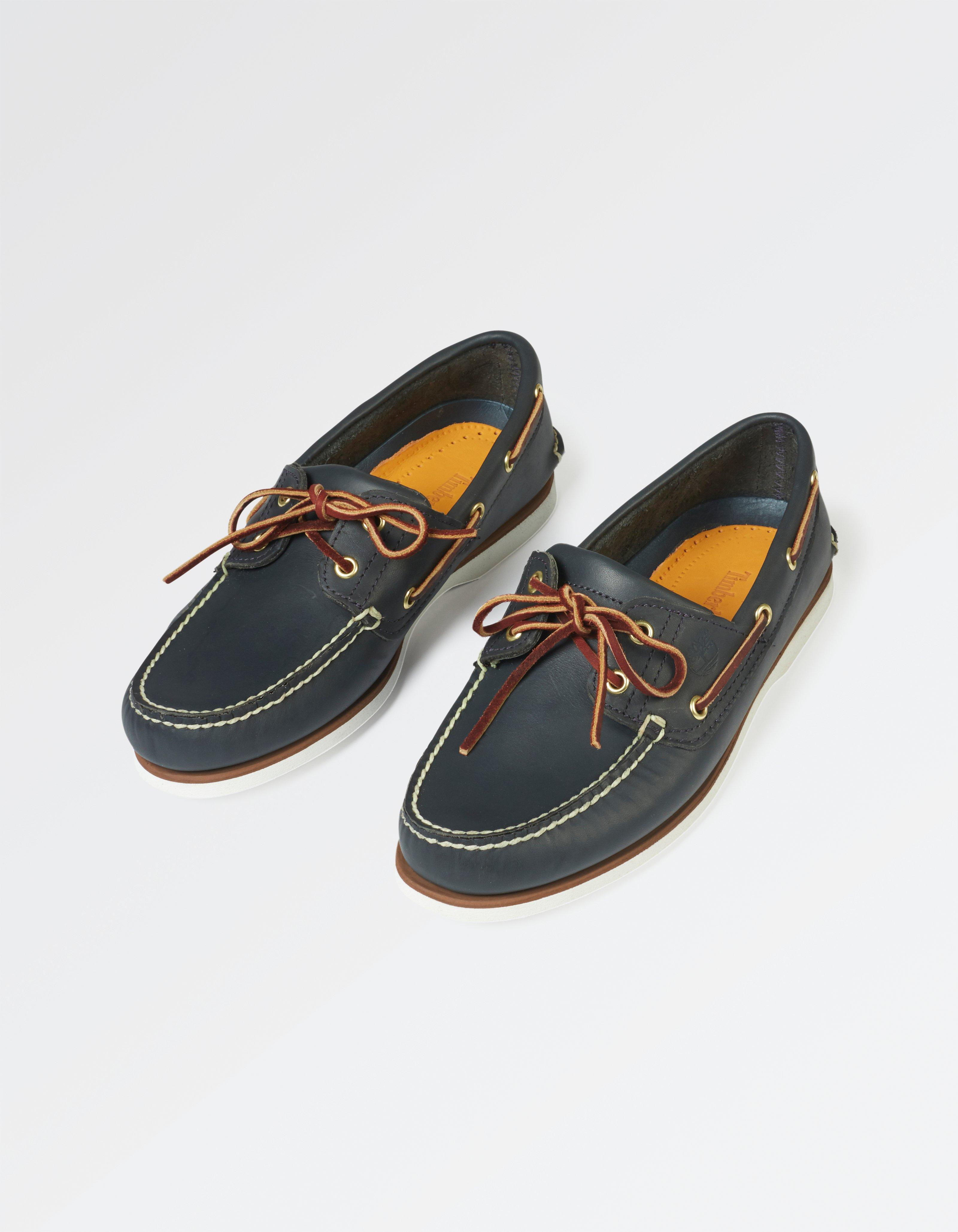 Timberland Classic Boat Shoes