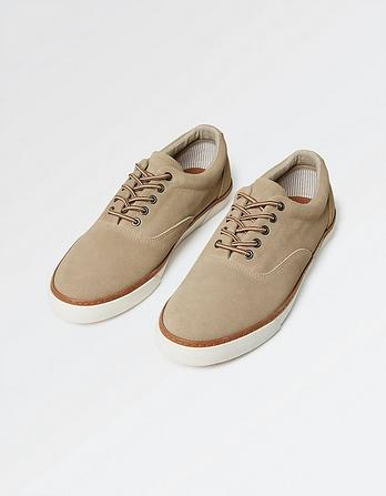 Ashe Suede Weekender Trainers