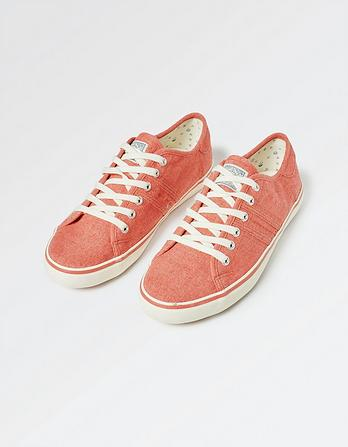 Easton Lace Up Trainer