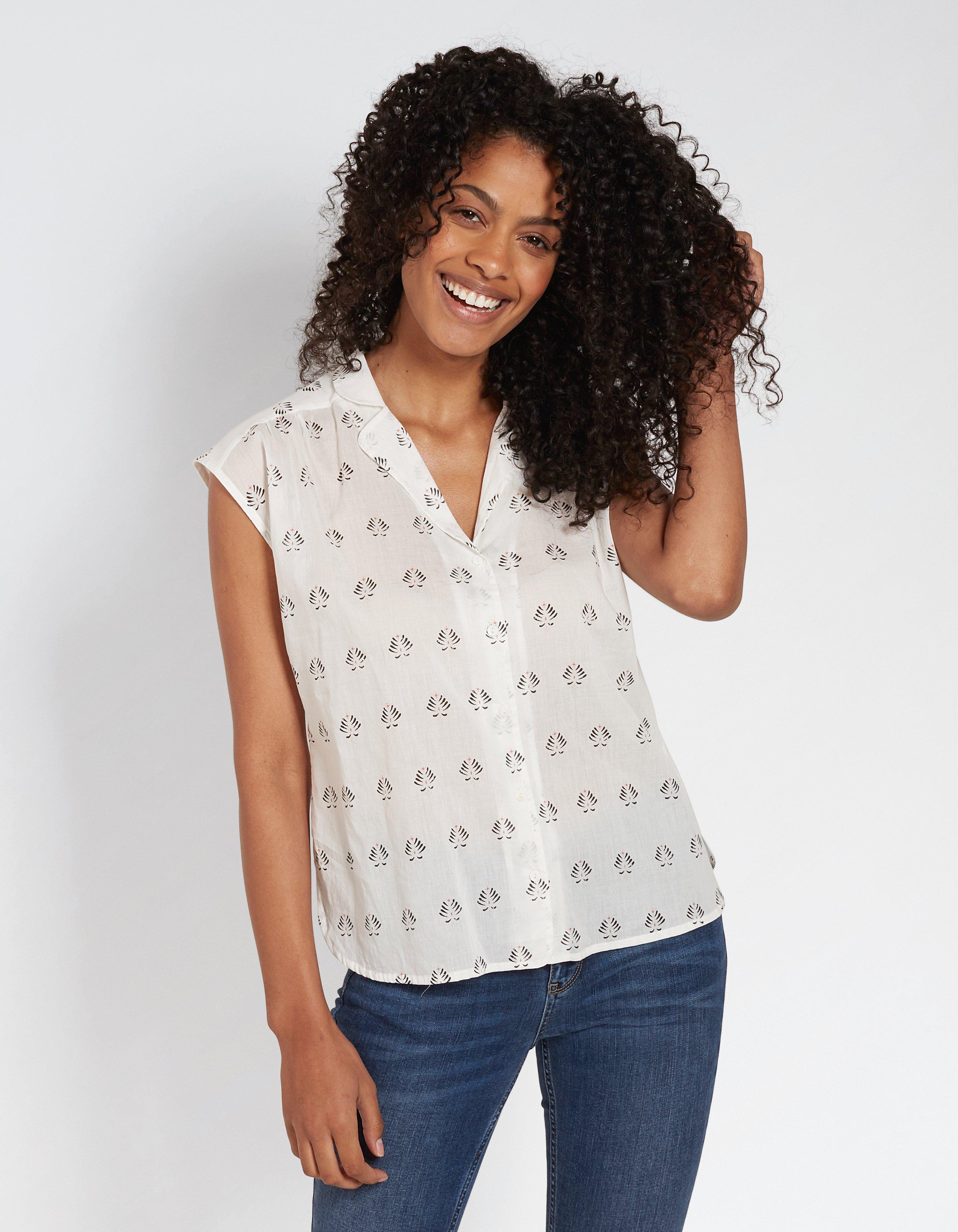 Mavis Gem Geo Shirt
