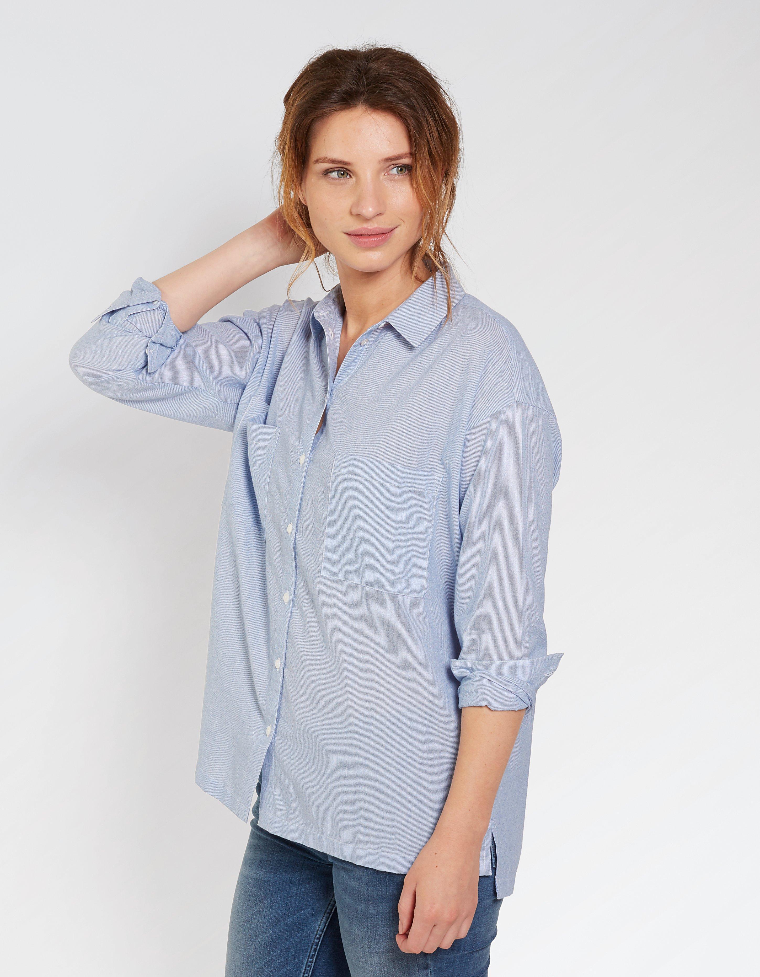 Jessie Stripe Shirt