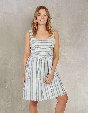 Serena Stripe Dress