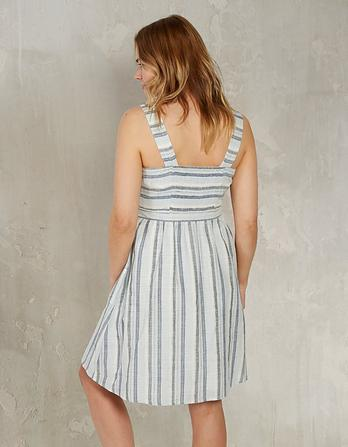 Serena Stripe Dress