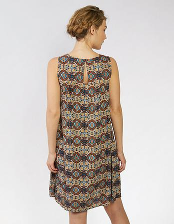 Alison Kaleidoscope Dress