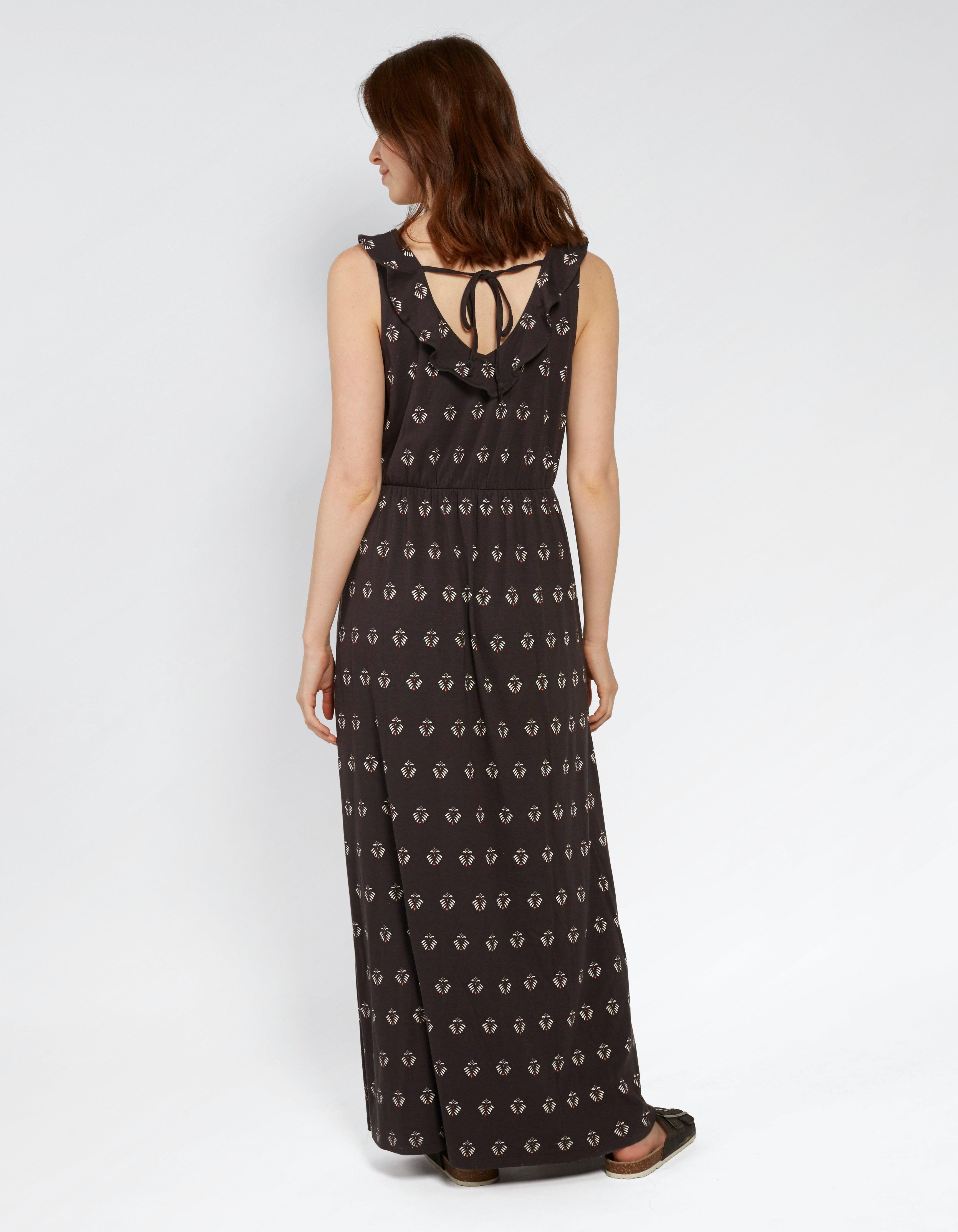 Debbie Gem Geo Maxi Dress