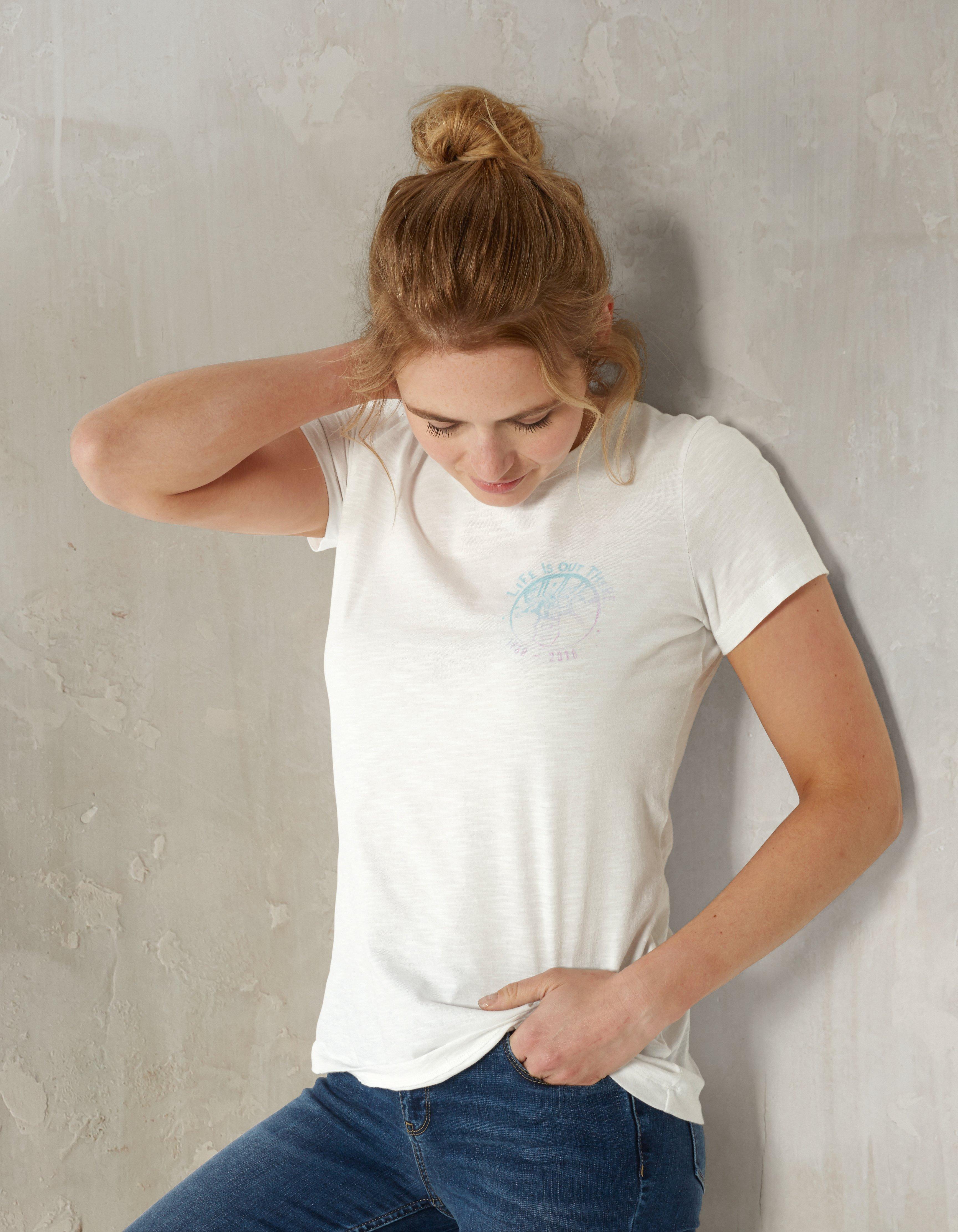 Organic Cotton 30 Years Graphic T Shirt