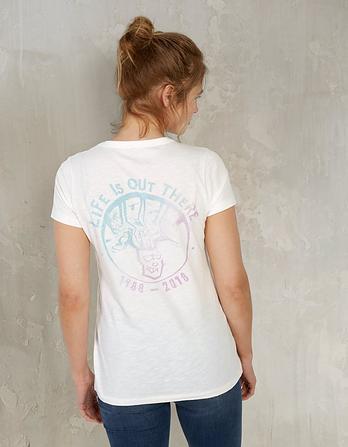 Organic Cotton 30 Years Graphic T-Shirt