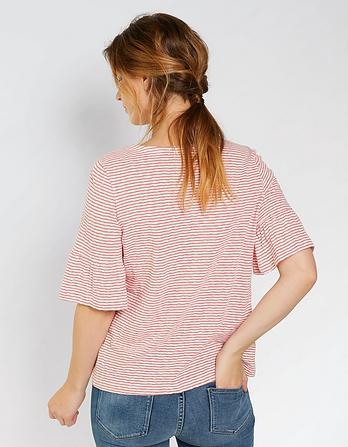 Andrea Stripe T-Shirt