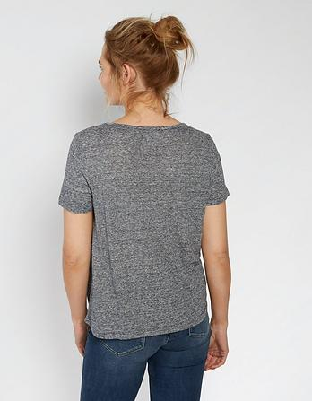 Catrin Knotted T-Shirt