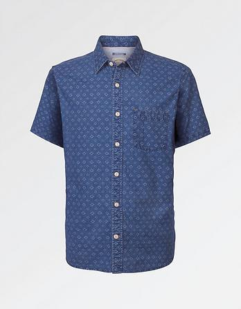 Beaulieu Geo Print Shirt