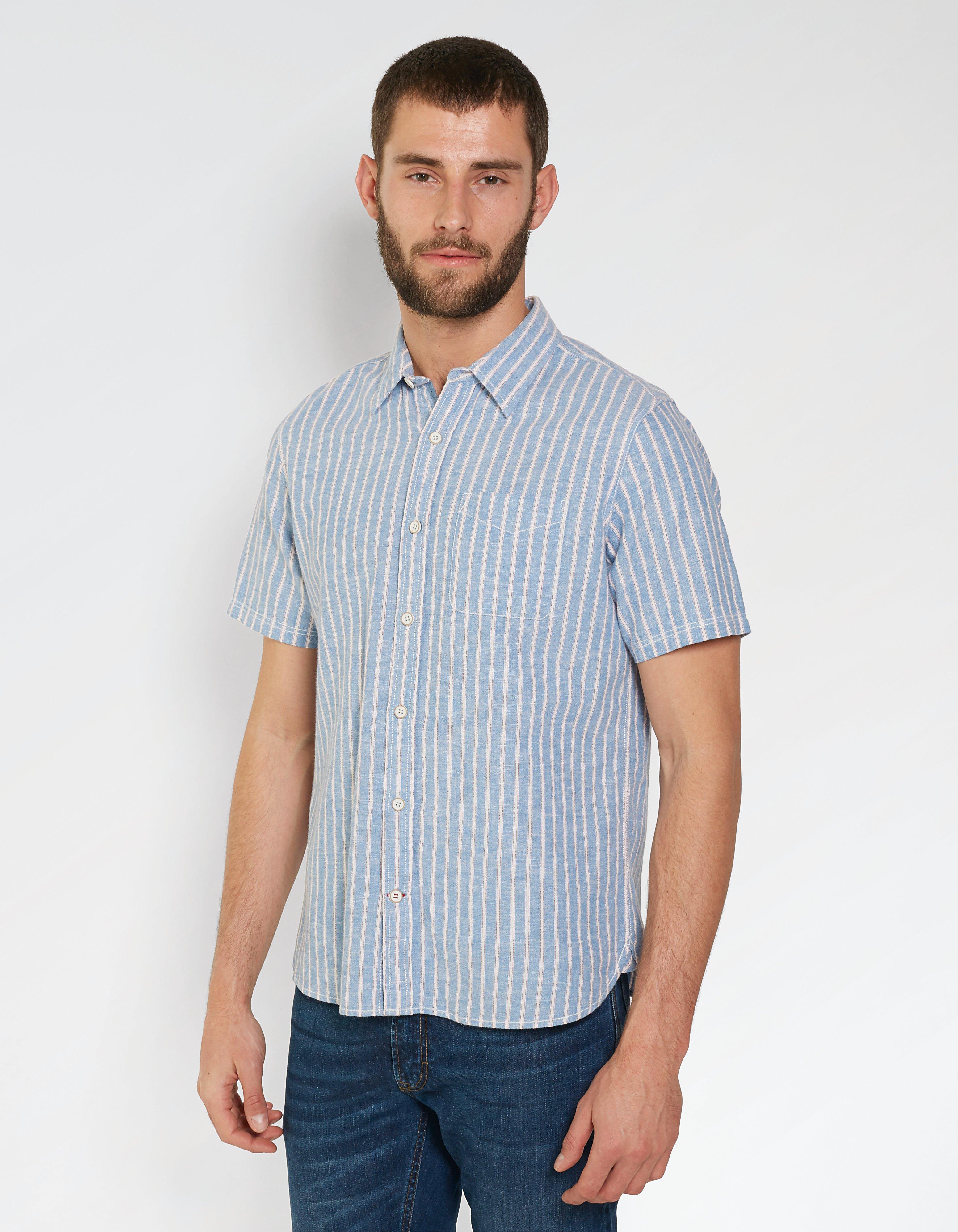 Milton Stripe Shirt