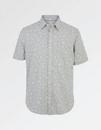 Odiham Print Shirt